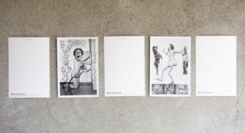 NO JOKE – ROGER BALLEN + ASGER CARLSEN: Postcard